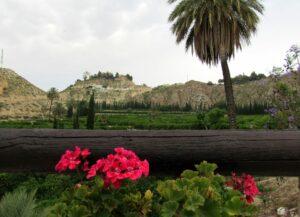Haymah en el valle de Ricote