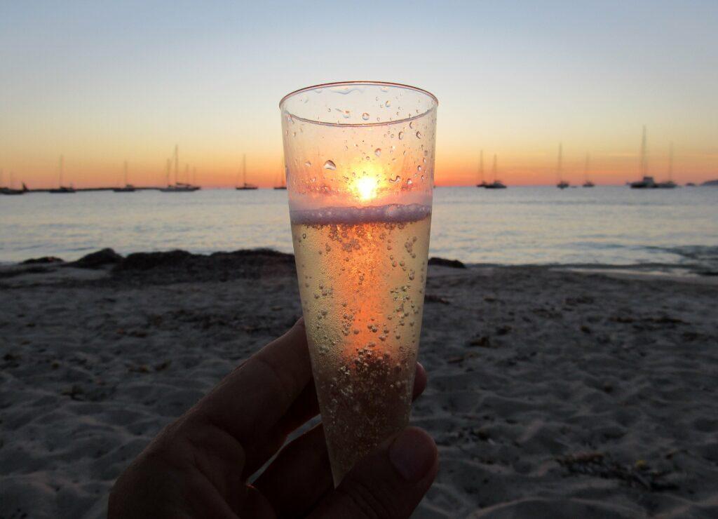 Puestas de sol en Formentera
