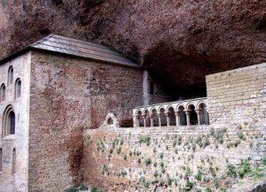 Visita monasterio San Juan de la Peña