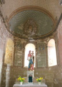 Capilla abbaye Saint Jean de Sorde