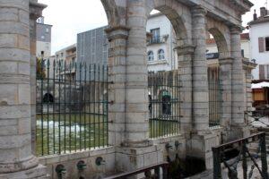 Qué ver en Dax, Fontaine Chaud