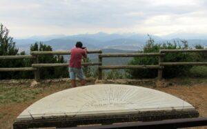 Mirador balcon de los Pirineos